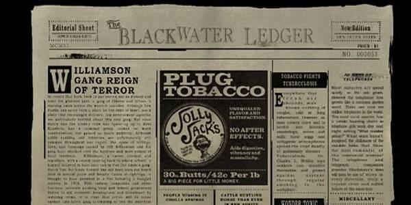 Todos los periódicos de Red Dead Redemption 2 - ¿Dónde y cuándo comprarlos?