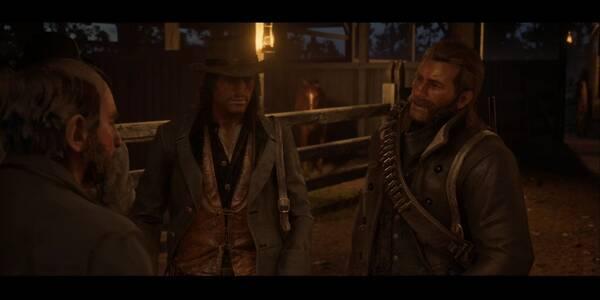 Carne de caballo para cenar en Red Dead Redemption 2 - Misión principal