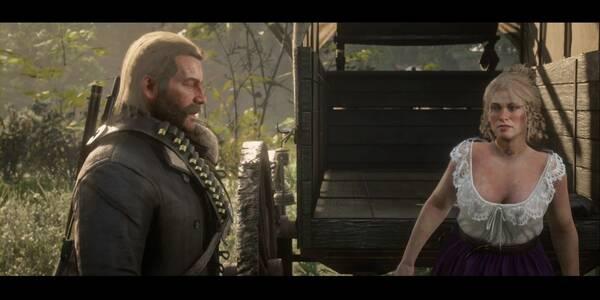 ¿Sodoma? De vuelta a Gomorra en Red Dead Redemption 2 - Misión principal