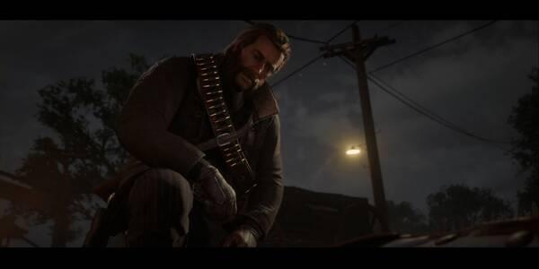 Breve paseo por una bonita ciudad en Red Dead Redemption 2 - Misión principal
