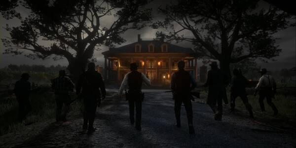 Disputas familiares pasadas y presentes en Red Dead Redemption 2 - Misión principal