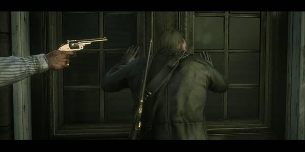 Los placeres de la civilización en Red Dead Redemption 2 - Misión principal