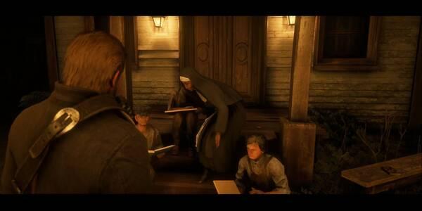 Todos somos hermanos en Red Dead Redemption 2 - Misión principal