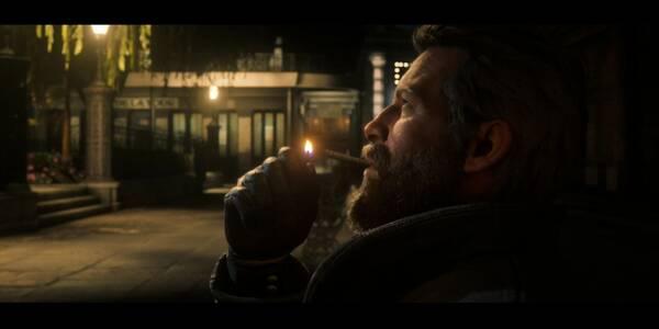 Una agradable noche de desenfreno en Red Dead Redemption 2 - Misión principal