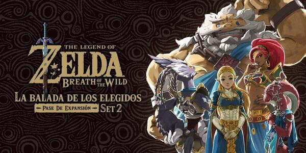 Todo sobre La balada de los elegidos: DLC de Zelda Breath of the Wild