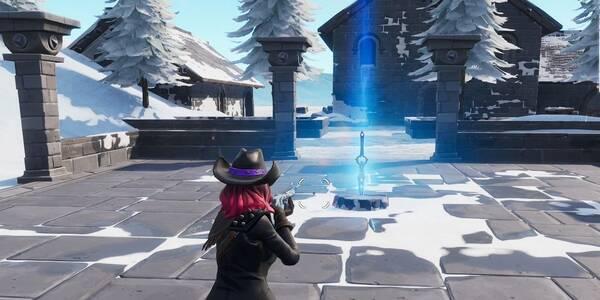 Hoja del Infinito en Fortnite: ¿Cómo y dónde conseguir la espada?