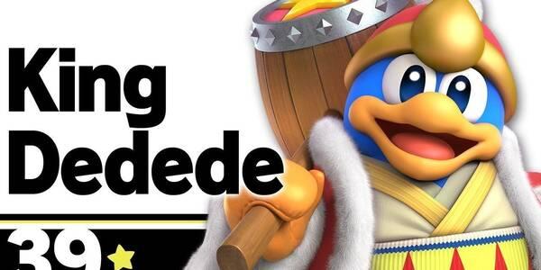 Cómo desbloquear a Rey Dedede en Super Smash Bros. Ultimate