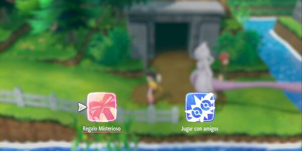 Regalo misterioso en Pokémon Let's Go - ¿Qué es y cómo funciona?