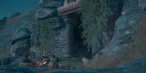 Más preguntas que respuestas en Assassin's Creed Odyssey