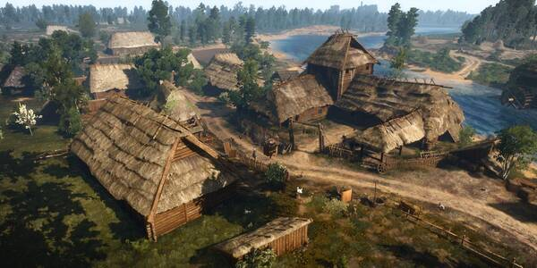Misiones secundarias de Huerto Blanco - The Witcher 3: Wild Hunt