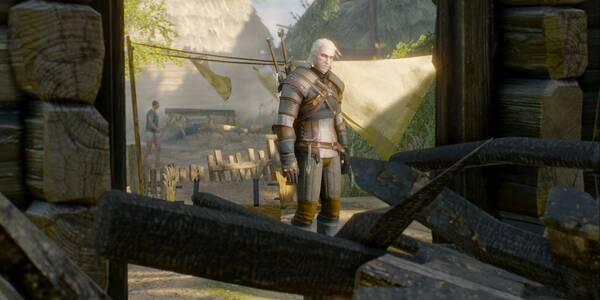 Un incendiario retorcido - The Witcher 3: Wild Hunt