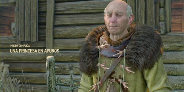 Una princesa en apuros - The Witcher 3: Wild Hunt