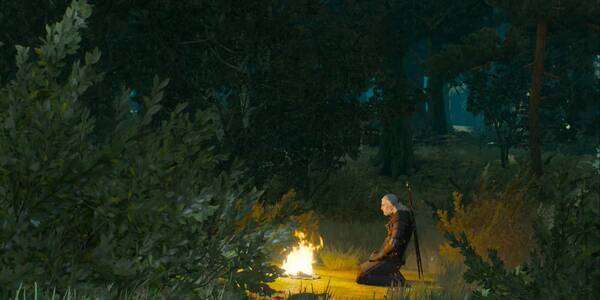 Jenny de los bosques - Contrato en The Witcher 3: Wild Hunt