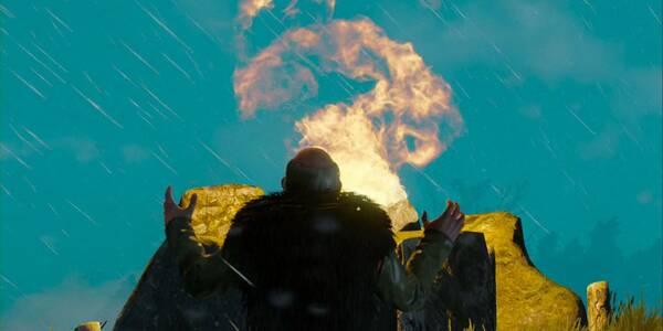 La víspera de los antepasados - The Witcher 3: Wild Hunt