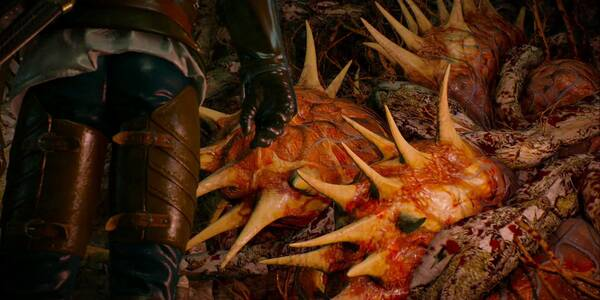 La loma de los susurros - The Witcher 3: Wild Hunt
