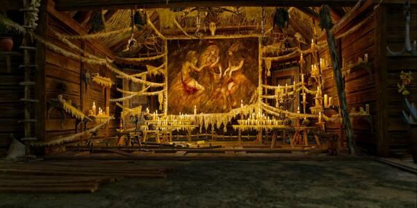 Las damas del bosque - The Witcher 3: Wild Hunt