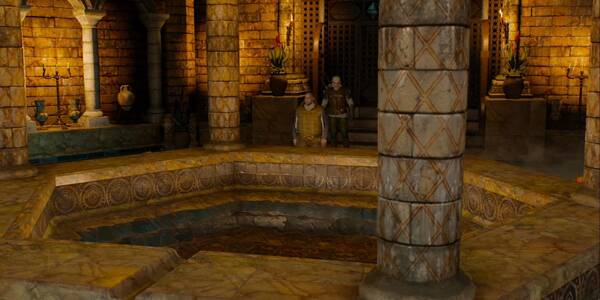 El tesoro del conde Reuven - The Witcher 3: Wild Hunt