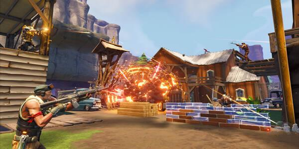 ¿Hace falta PS Plus o Xbox Live Gold para jugar a Fortnite Battle Royale?