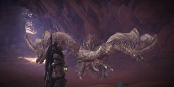 Diablos en Monster Hunter World - Localización, drops y consejos