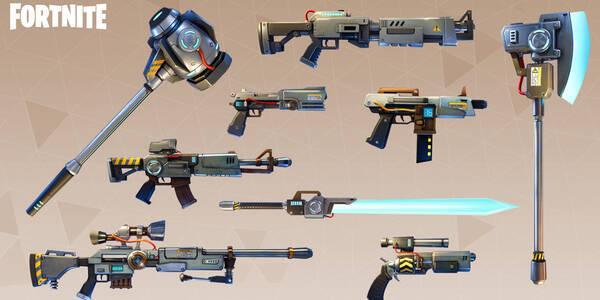¿Cuál es la mejor arma en Fortnite Battle Royale?