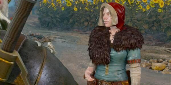 Caperucita - The Witcher 3: Wild Hunt