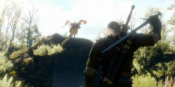El fantasma de la ruta comercial - Contrato en The Witcher 3: Wild Hunt