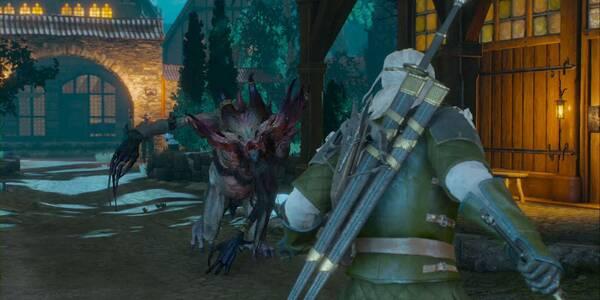 El borracho de Oxenfurt - Contrato en The Witcher 3: Wild Hunt