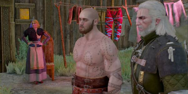 Puños de furia: Skellige - The Witcher 3: Wild Hunt