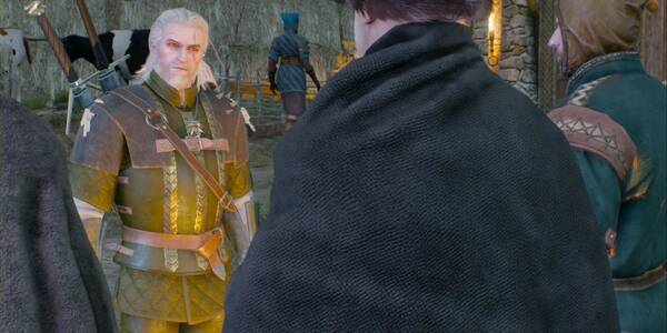 La torre surgida de la nada - The Witcher 3: Wild Hunt