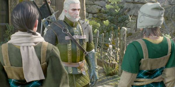 La senda de los guerreros - The Witcher 3: Wild Hunt