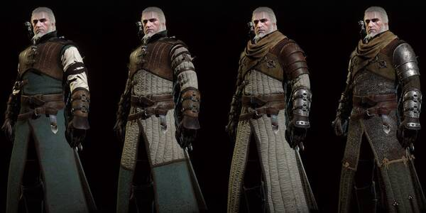 Set del Oso en The Witcher 3: Wild Hunt - ¿Cómo conseguirlo?