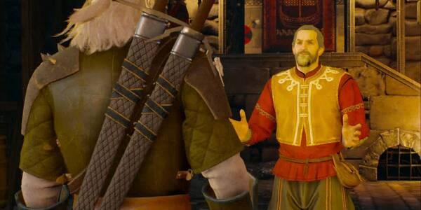 La maniobra del rey - The Witcher 3: Wild Hunt