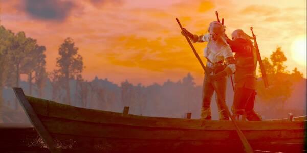 Montaña Calva - The Witcher 3: Wild Hunt