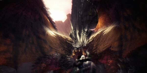 Una herida y un ansia - Monster Hunter World
