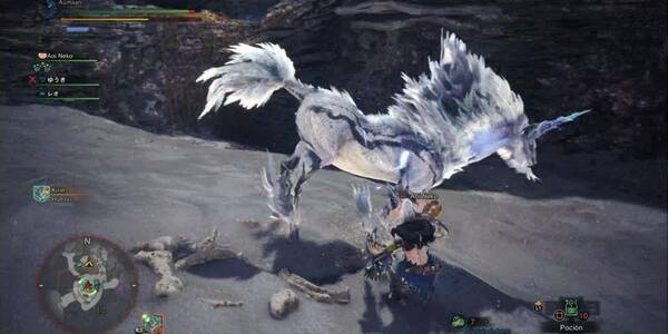 Dragon Anciano Kirin - Visto y no visto - Monster Hunter World