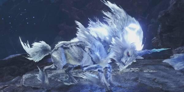 Kirin en Monster Hunter World - Localización, drops y consejos