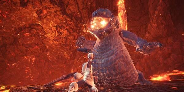 Dodogama en Monster Hunter World - Localización, drops y consejos