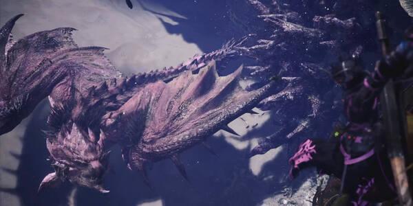 Rathian Rosa en Monster Hunter World - Localización, drops y consejos