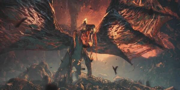 Vaal Hazak en Monster Hunter World - Localización, drops y consejos