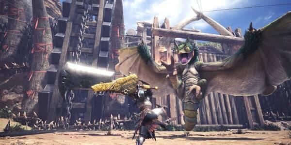 Conseguir objetos raros sin luchar en Monster Hunter World