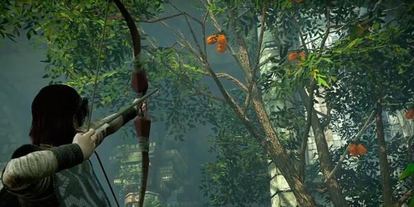 TODOS árboles de frutas en Shadow of the Colossus Remake PS4