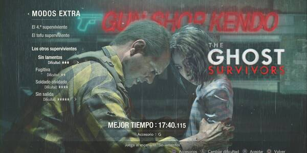 Resident Evil 2 Remake: Los otros supervivientes - Guía y extras