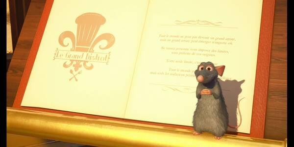 Kingdom Hearts 3 - Cocina