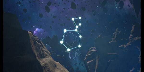 Constelaciones en Kingdom Hearts 3: Localización y recompensas