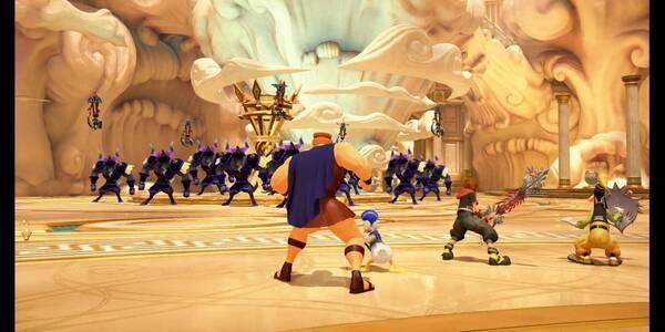 Kingdom Hearts 3: Cómo subir de nivel rápido