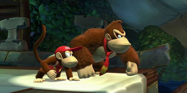 Todo sobre el modo Cooperativo de Donkey Kong Country: Tropical Freeze