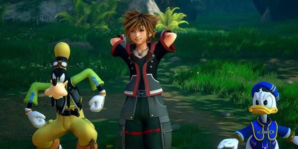 Elecciones iniciales de Kingdom Hearts 3 - Cuál escoger y qué significan
