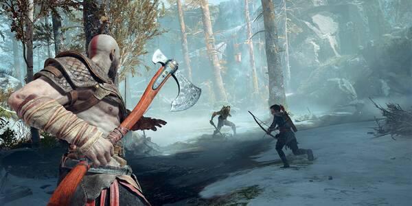 Sistema de combate y consejos para combatir en God of War PS4 (2018)