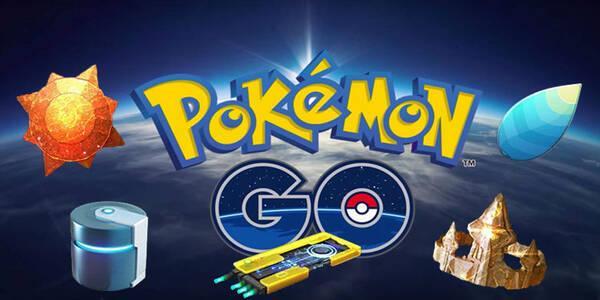 Cómo usar y conseguir todas las piedras evolutivas - Pokémon Go