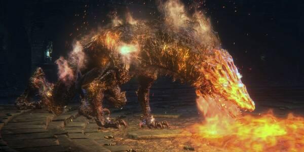 Perro Guardián de los Antiguos Señores en Bloodborne - Cómo matarlo y recompensas